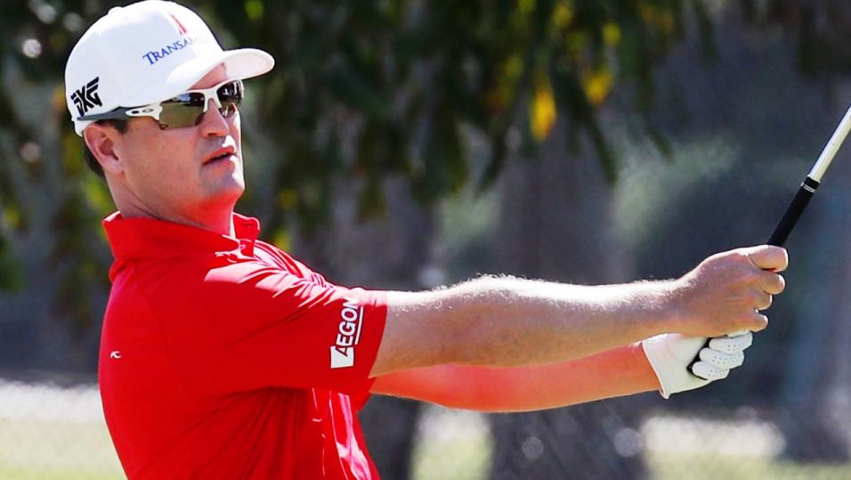 Zach Johnson: The two-time major winner has won twice at Colonial