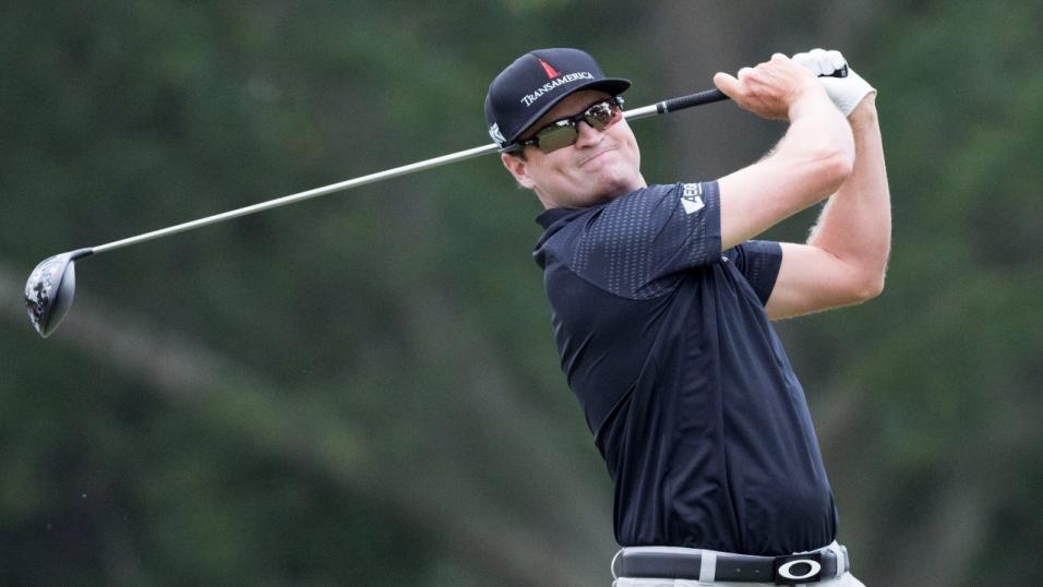 Zach Johnson – worth chancing at Copperhead