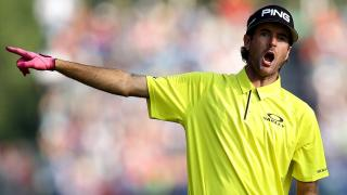 Bubba Watson – the leader through three rounds in LA