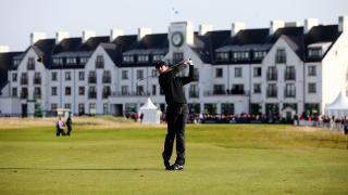 Carnoustie Clubhouse - The Open