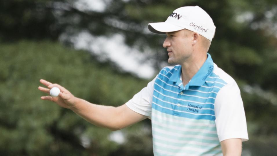 Russell Know, one of the Punter's picks for the RSM Classic