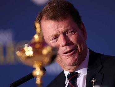 Tom Watson has never lost a Ryder Cup as player or captain