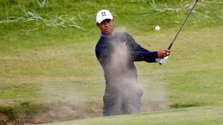 Fourteen-time major champion Tiger Woods