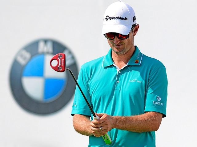 Justin Rose has been experimenting with three different putters