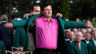 US Masters winner Patrick Reed