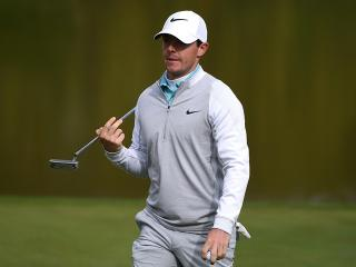 Rory McIlroy – the odds-on favourite to be the top Irish player