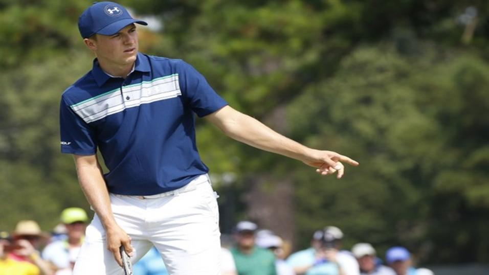 Jordan Spieth is hot favourite to retain the title