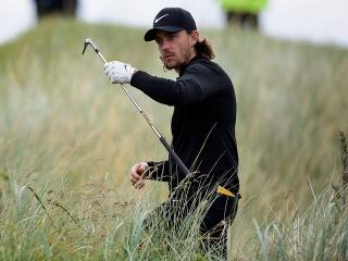 Rough times - Tommy Fleetwood's season went off course at Royal Birkdale