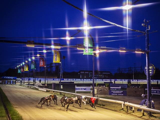 There's racing from Crayford on Tuesday night