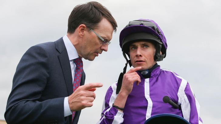 Aidan O'Brien and Ryan Moore