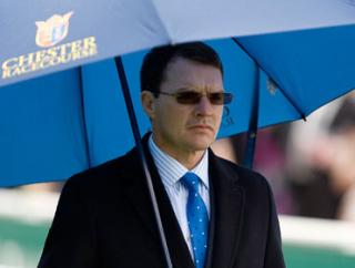 Aidan O'Brien's Leading Light has a massive chance