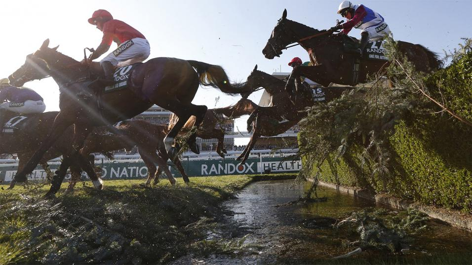 The Melling Chase is one of the feature races on day 2 of the Grand National Festival