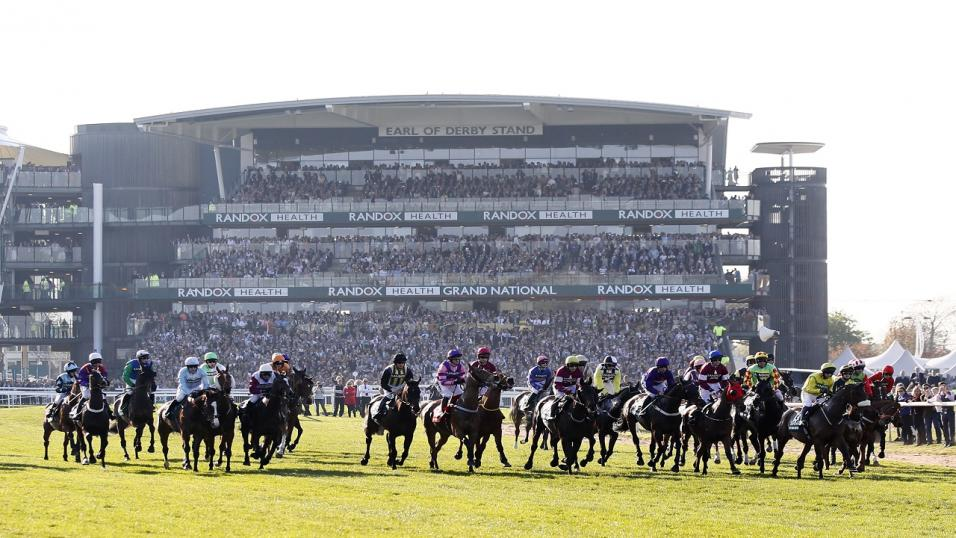 It is Grand National Day at Aintree on Saturday