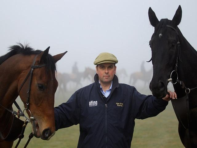 Alan King has more than 1.300 jumps winners to his name - including 15 at the Festival
