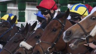 There is all-weather action at Newcastle on Tuesday