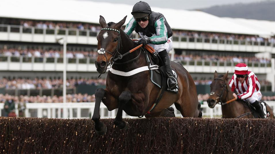 Altior jumping