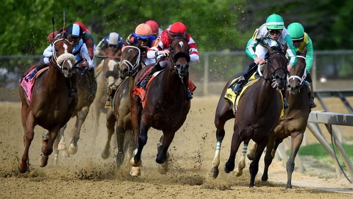 American horse racing betting explained in spanish nfl betting lines week 11 2021