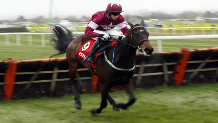 It is Day 4 of the Punchestown Festival on Friday