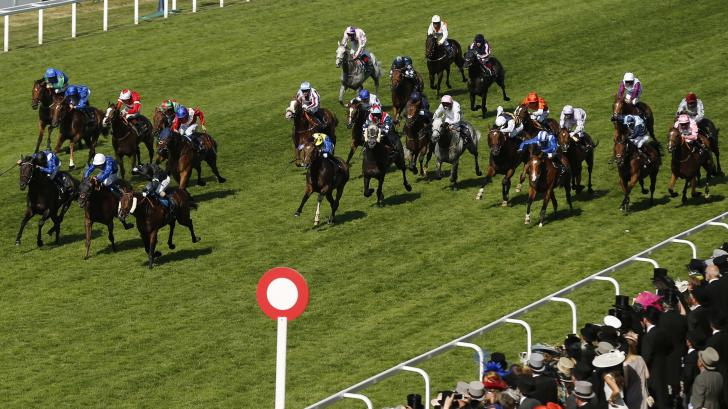There is top-class racing on Day 2 of Royal Ascot on Wednesday