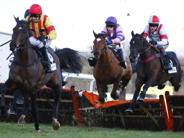 There is jumps racing from Ascot on Saturday