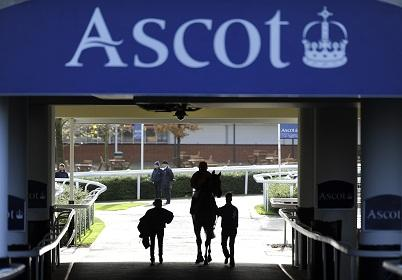 Today's 80/20 comes from Ascot