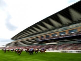 Racing comes from Ascot on Wednesday afternoon