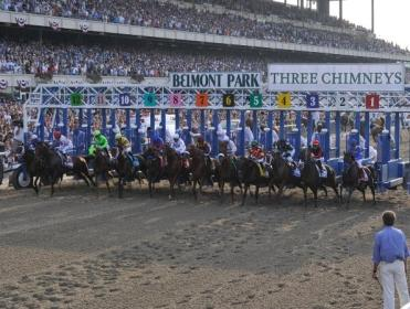 The best bet on Saturday runs at Belmont Park