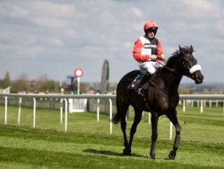 Big Buck's has won the World Hurdle four times