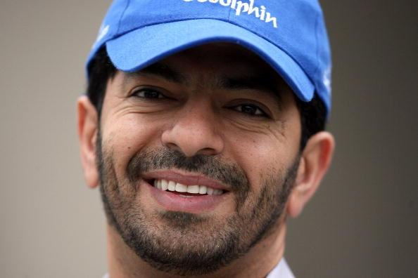 Trainer Saeed bin Suroor runs Wild Storm in the 15:50 at Windsor