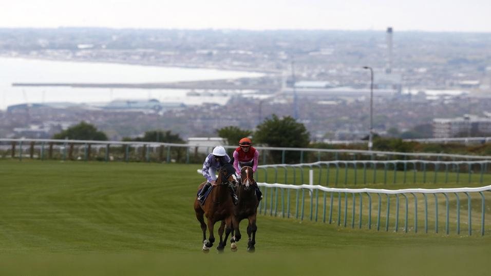 The unique features of Brighton racecourse