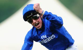 Jockey William Buick will be in action at Goodwood on Wednesday with Sky Hunter