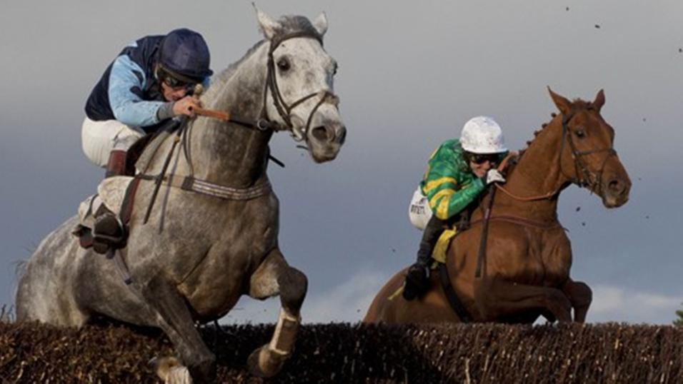 There is jumps racing from Downpatrick on Friday evening