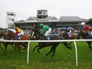 Racing comes from Catterick today