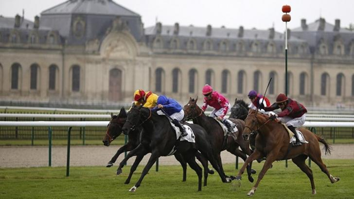 Chantilly races