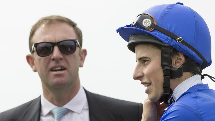 Will Charlie Appleby and William Buick strike again on Friday?