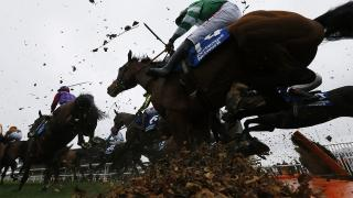 There is jumps racing from Kempton on Saturday