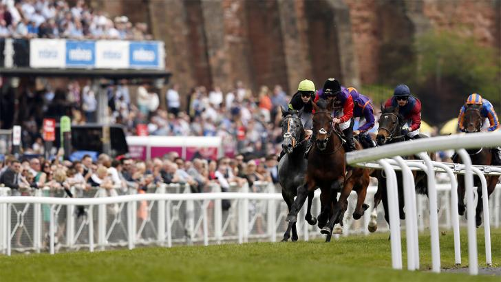Horse racing at Chester