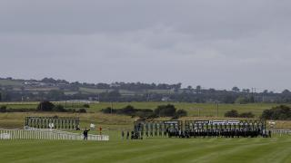 The Curragh.