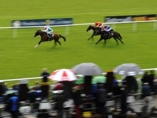 There is racing from the Curragh on Sunday