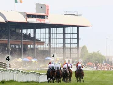 Racing comes from the Curragh on Friday