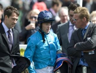 Tom Dascombe trains Brown Panther