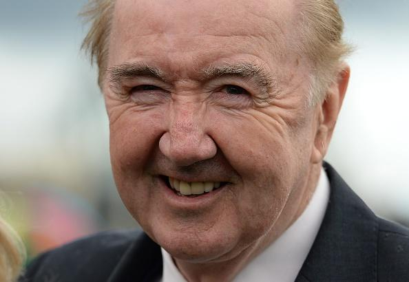Trainer Dermot Weld will be seeking Derby glory with Harzand on Saturday