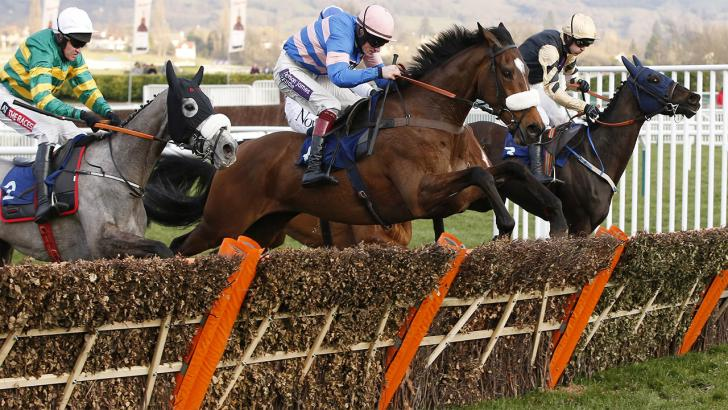 The Punchestown Festival continues on Thursday