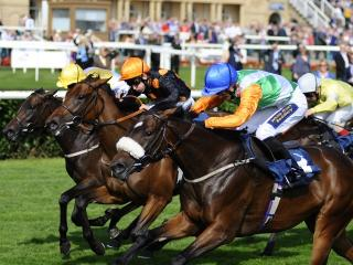 There is Flat racing from Doncaster on Friday