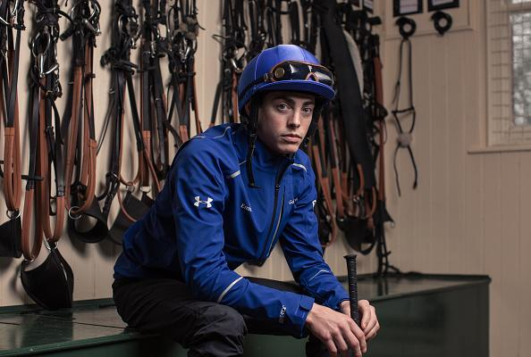 Godolphin jockey James Doyle has the ride on Next Life in the Haydock finale