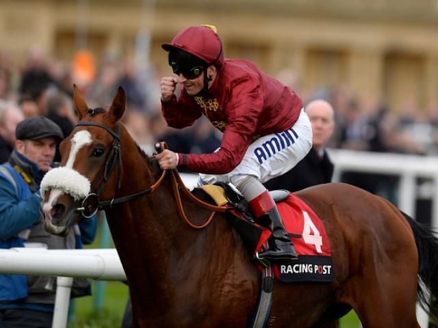 Racing Post Trophy winner Elm Park can take the 2,000 Guineas says Tony Keenan