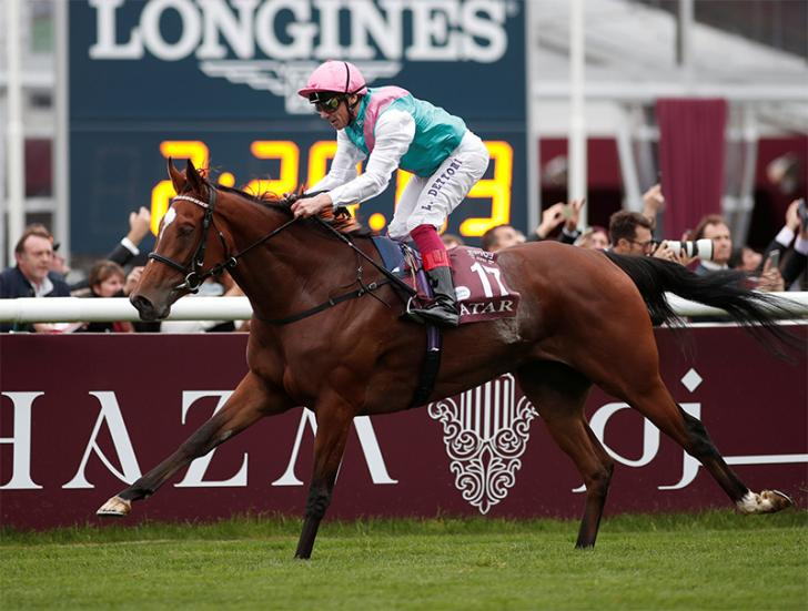 Enable justified favouritism in the Arc on Sunday