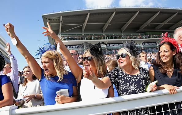 All those in favour of Burano at Epsom raise your hands