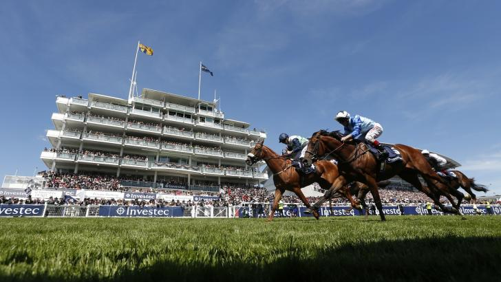 It's Oaks day at Epsom on Friday