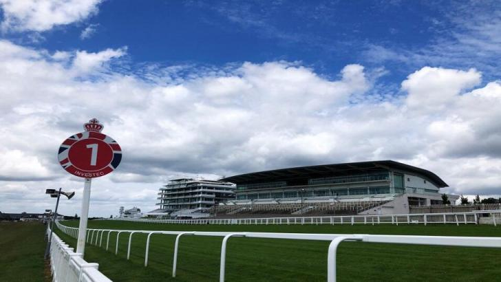 Epsom Downs in Sussex
